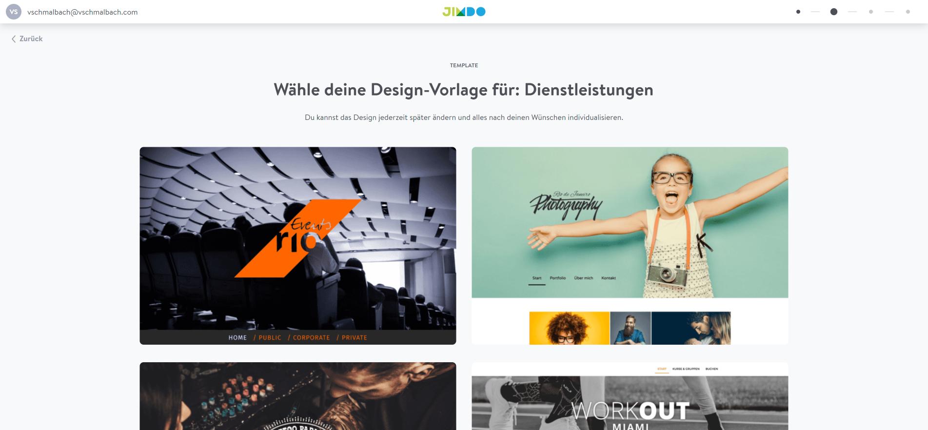 Homepage erstellen Website Baukasten Vergleich & CMS/WordPress